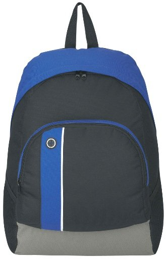 School Buddy Promotional Backpack Royal Color Image