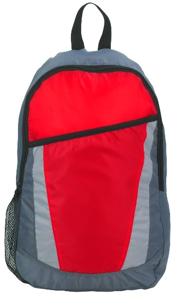 City Promotional Backpack Red Color Image