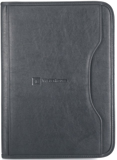 Deluxe Executive Padfolio Closed Image