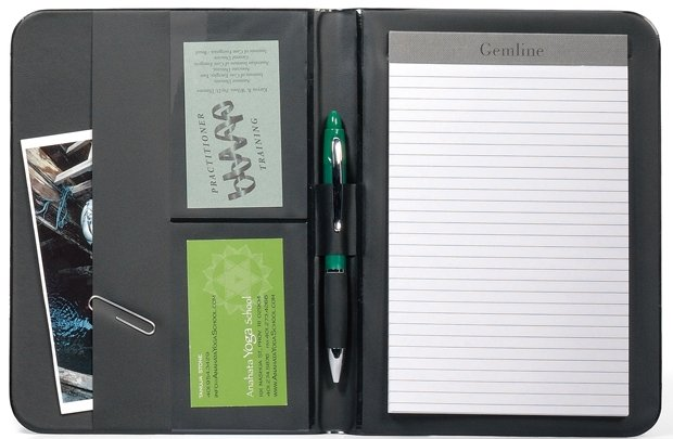 Gramercy Writing Pad Open Image