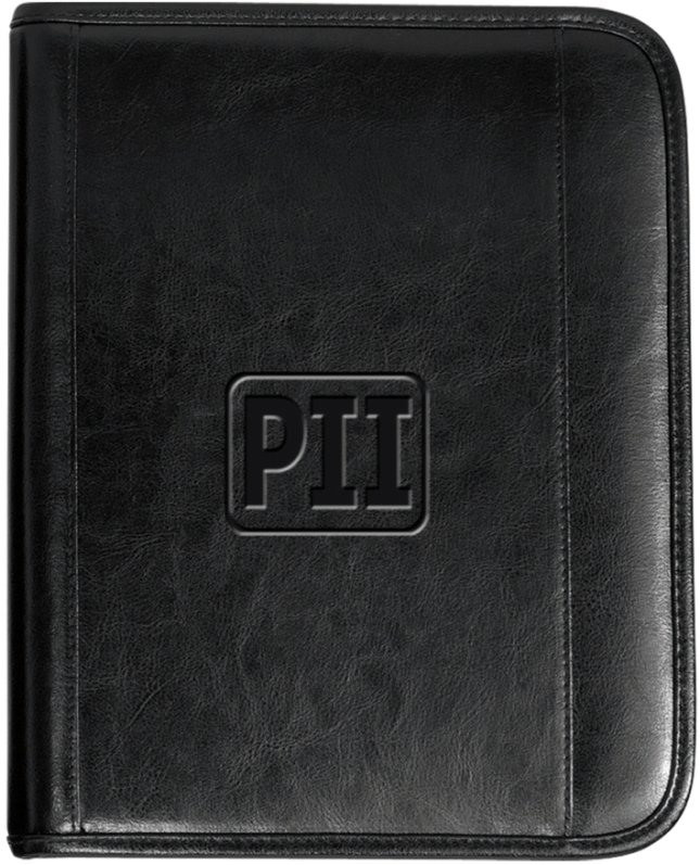 Padfolio-Wired Leather Tablet Jr.