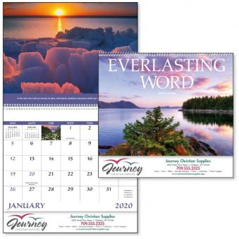 Everlasting Word Advertising Calendar