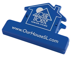 House Bag Clips Blue Custom Features Image