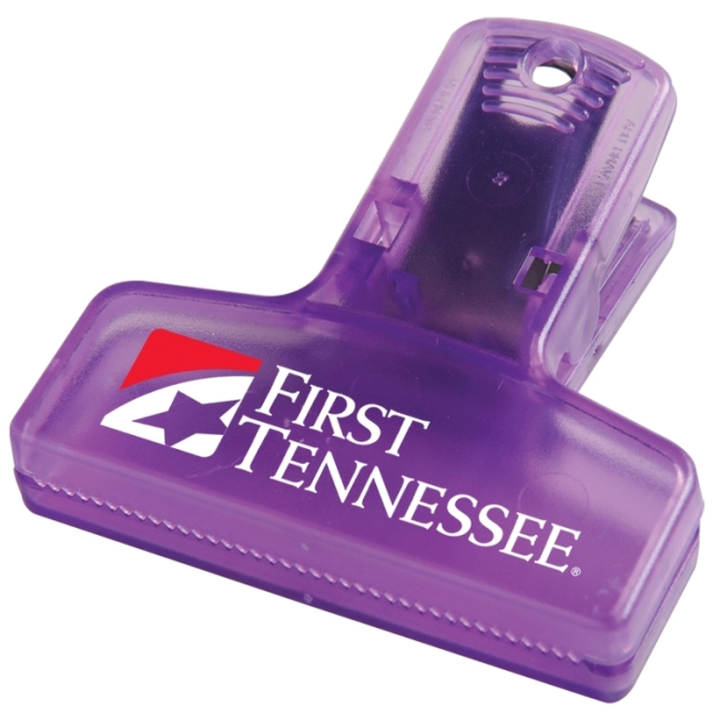 Promotional Chip Clip-2 1/2 Inch