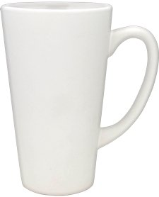 16 oz Cafe Grande Mug White Image