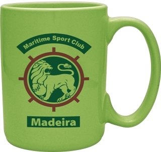 Atlas Lime Mug Imprinted Image