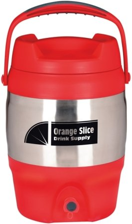 Bubba Keg 384 oz. Sport Cooler Jug Red Colors Image