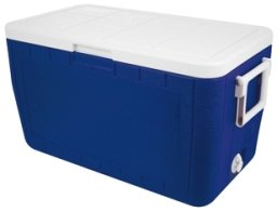 Royal 48 Quart Coleman Ice Chest Cooler Image