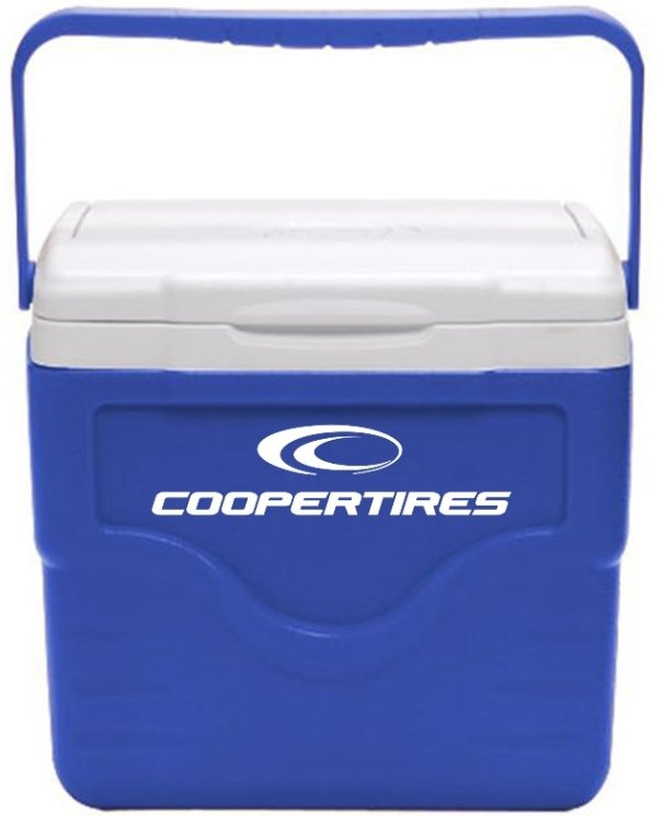 Coleman-9 Qt. Lunch Coolers
