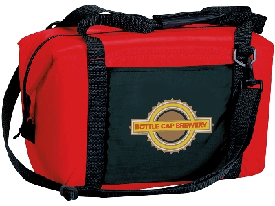 Cooler Bags Koozie Original 12 Pack Red Colors Image