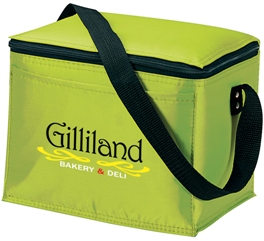 Cooler Bags Koozie Original 6 Pack Apple Green Colors Image