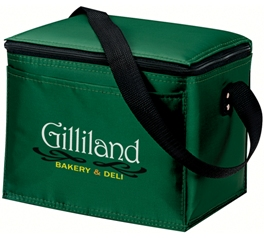 Cooler Bags Koozie Original 6 Pack Hunter Green Colors Image