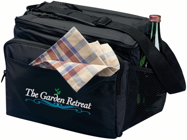 Cooler Bags Koozie Picnic 18 Pack Soft Side Cooler Features Image