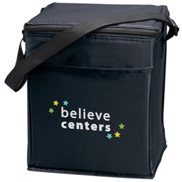 Cooler Bags Koozie Scout 12 Pack Black Colors Image