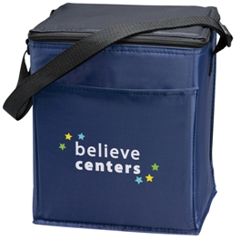 Cooler Bags Koozie Scout 12 Pack Navy Blue Colors Image