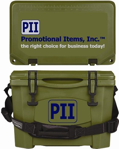 Olive Drab Grizzly 15 Cooler