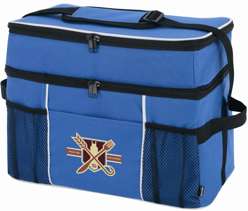 Koozie Coolers - 30 Can DBL Stack Cooler Bag