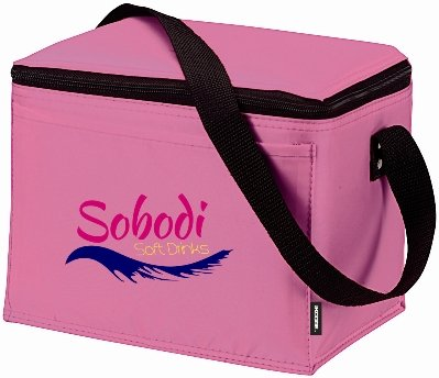Pink Koozie Original 6 Pack Cooler