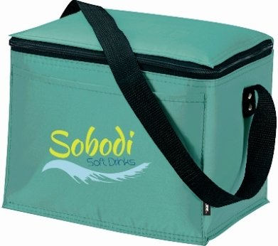 Seafoam Koozie Original 6 Pack Cooler