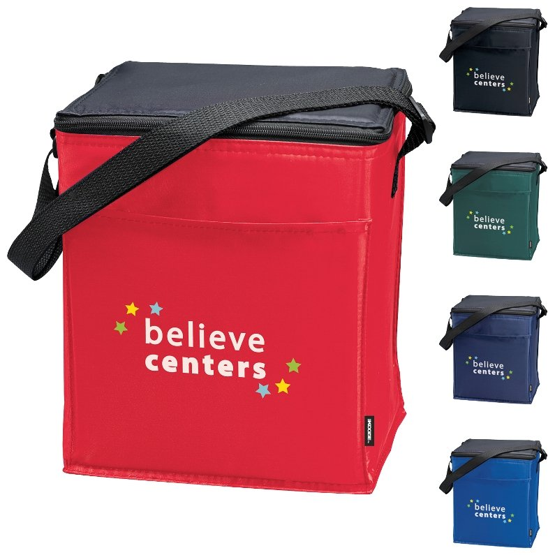Koozie Coolers - 12 Can Scout Cooler Bag