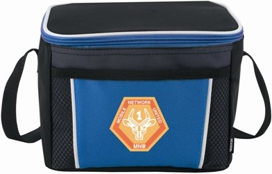 Royal Koozie Color Edge Cooler