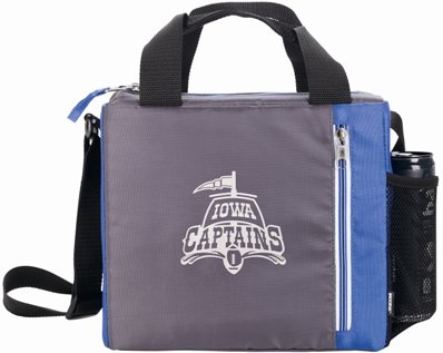 Royal Koozie Tall Zip Lunch Bag