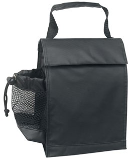 ID Premium Lunch Cooler Black Colors Image