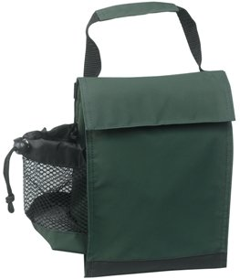 ID Premium Lunch Cooler Forest Green Colors Image