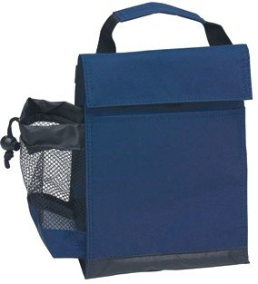 ID Premium Lunch Cooler Navy Colors Image