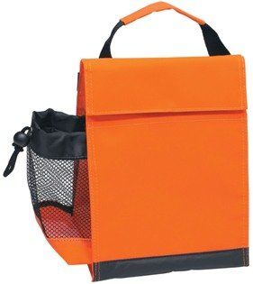 ID Premium Lunch Cooler Orange Colors Image