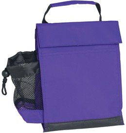 ID Premium Lunch Cooler Purple Colors Image