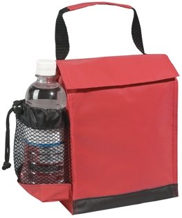 ID Premium Lunch Cooler Red Colors Image