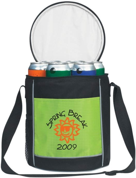 10 Pack Round Soft Sided Cooler