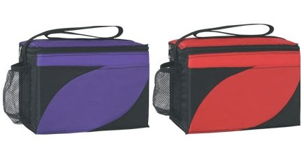 6 Pack Premium Soft Sided Cooler Top Image