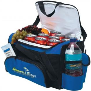 12 Pack Premium Promotional Cooler