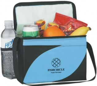 6 Pack Accent Soft Sided Cooler Image