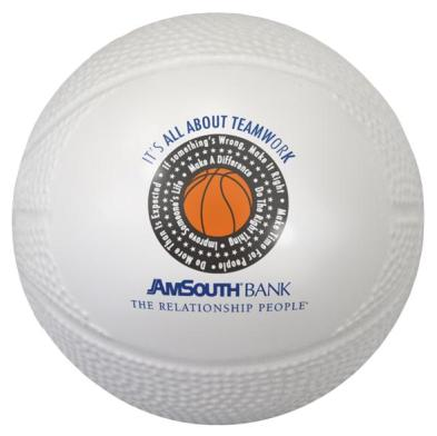 Imprinted Promotional Basketball