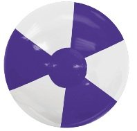 Promotional Beach Ball Purple