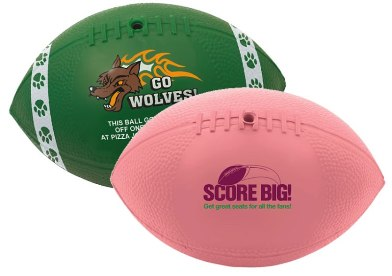Imprinted Promotional Footballs Image