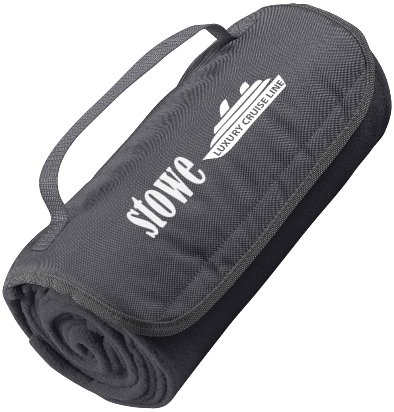Charcoal Promotional Blanket