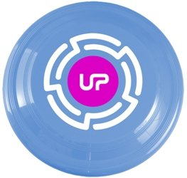 Light Blue Promotional Frisbee