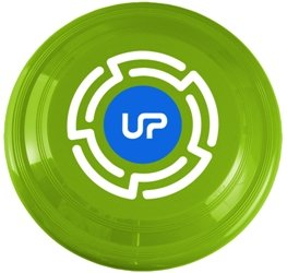 Lime Promotional Frisbee