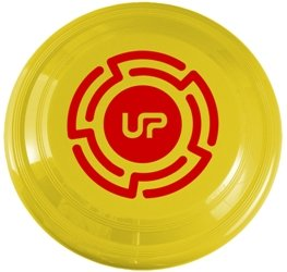 Yellow Promotional Frisbee