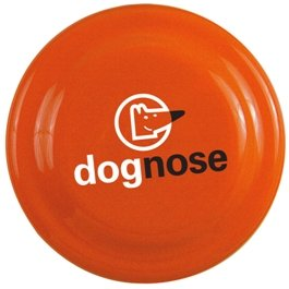 Bright Orange Promotional Frisbee