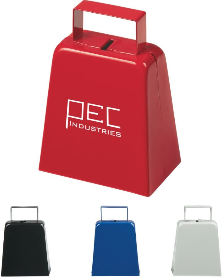 Promotional Cow Bell Colors Image