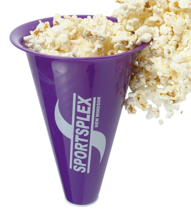Sports Items-Popcorn Megaphone