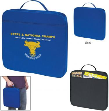 Custom Stadium Seat Cushions - Better