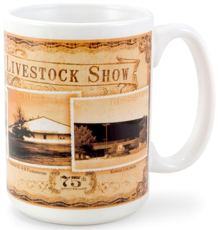 Coffee Mug-15 oz. White 4CP