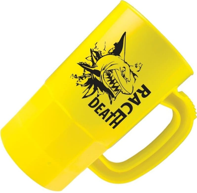 Custom Plastic Beer Mugs - 14 oz Cheap Beer Mug
