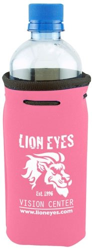 Pink Cheap Bottle Coozie